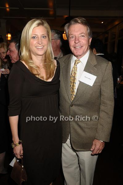 Cynthia Lufkin, Dan Lufkin<br /> photo by Rob Rich © 2009 robwayne1@aol.com 516-676-3939