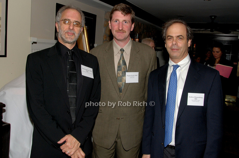 Thomas Rohan, Fergus Couch & Andrew Dannenberg<br /> photo by K.Doran for Rob Rich © 2009 robwayne1@aol.com 516-676-3939