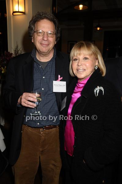 Michael Wigler, Betsey Green<br /> photo by Rob Rich © 2009 robwayne1@aol.com 516-676-3939