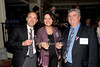 Mattew Ellis, Vered Stearns & Ilan Tsarfaty<br /> photo by K.Doran for Rob Rich © 2009 robwayne1@aol.com 516-676-3939
