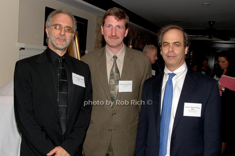 Thomas Rohan, Fergus Couch & Andrew Dannenberg<br /> photo by K.Doran for Rob Rich © 2009 robwayne1@aol.com 516-676-3939