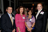 Hyman Muss, Pat Altman, Rachel Hazan & Gail Hilson<br /> photo by K.Doran for Rob Rich © 2009 robwayne1@aol.com 516-676-3939