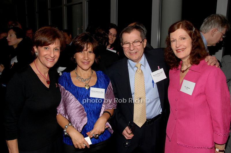 Rachel Hazan, Hyman Muss & Pat Altman<br /> photo by K.Doran for Rob Rich © 2009 robwayne1@aol.com 516-676-3939