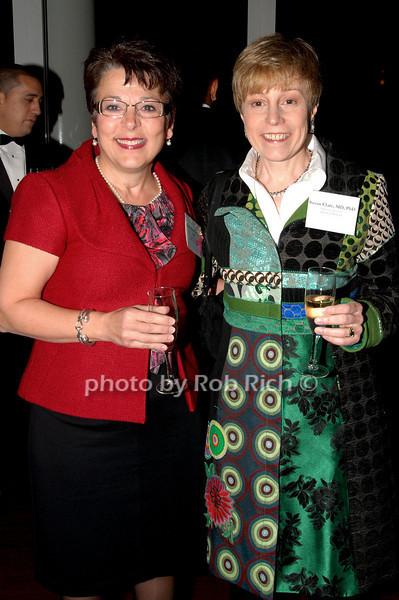Anne Marie Kahn & Susan Clare<br /> photo by K.Doran for Rob Rich © 2009 robwayne1@aol.com 516-676-3939