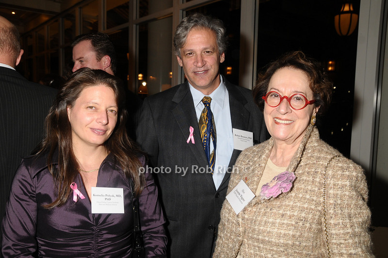 Kornelia Polyak, Robert Benezra, Jeanette Wagner<br /> photo by Rob Rich © 2009 robwayne1@aol.com 516-676-3939