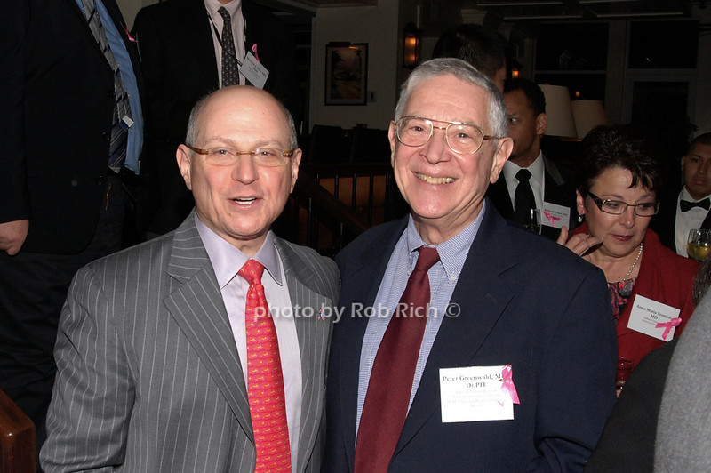 Larry Norton & Peter Greenwald<br /> photo by K.Doran for Rob Rich © 2009 robwayne1@aol.com 516-676-3939