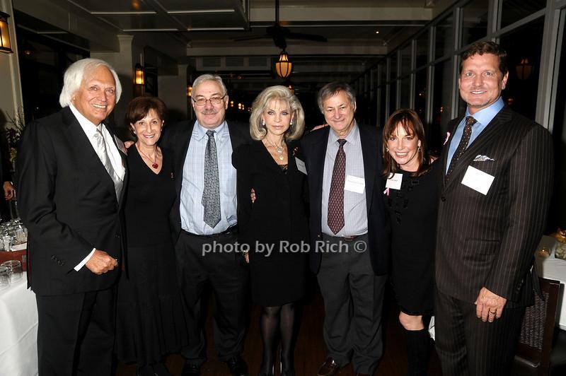 Joseph Taub,Myra Biblowit,Neal Rosen, Arlene Taub,Arnold Levine, Tricia Quick,Craig Reynolds<br /> photo by Rob Rich © 2009 robwayne1@aol.com 516-676-3939
