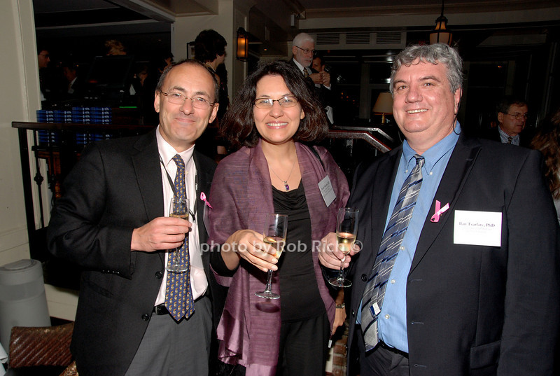 Mattew Ellis, Vered Stearns & Ilan Tsarfaty<br /> photo by K.Doran for Rob Rich © 2009 robwayne1@aol.com 516-676-3939