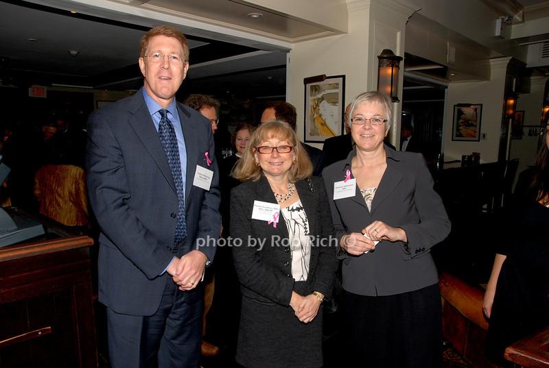 Steven Hurston, Pamela Goodwin & Christine Ambrosone<br /> photo by K.Doran for Rob Rich © 2009 robwayne1@aol.com 516-676-3939