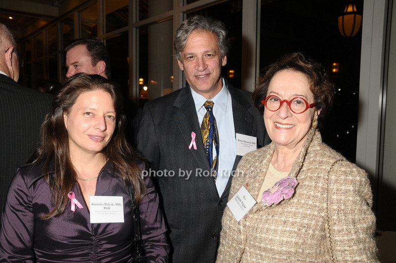 Kornelia Polyak, Robert Benezra, Jeanette Wagner<br /> photo by Rob Rich © 2009 robwayne1@aol.com 516-676-3939