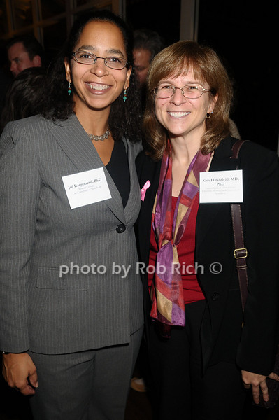 Jill Bargonetti,Kim Hirshfield<br /> photo by Rob Rich © 2009 robwayne1@aol.com 516-676-3939
