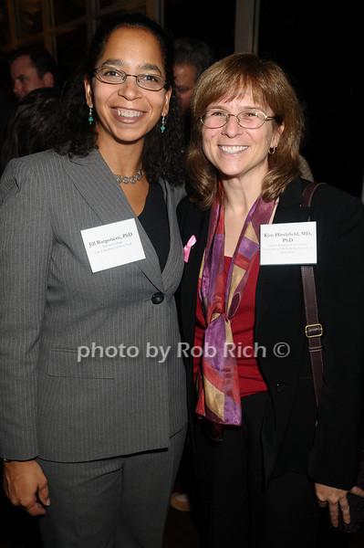 Jill Bargonetti,Kim Hirshfield<br /> photo by Rob Rich © 2009 robwayne1@aol.com 516-676-3939