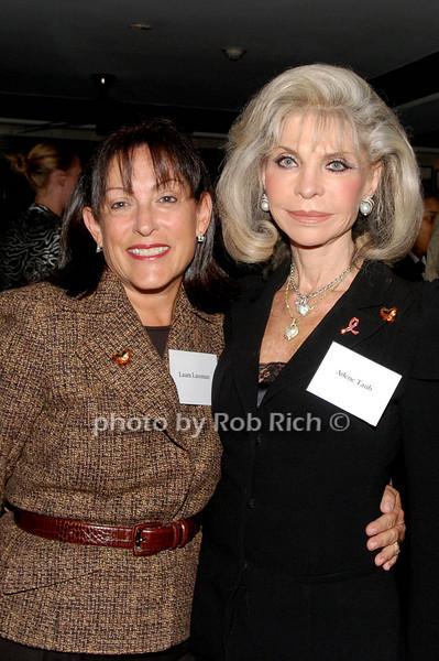 Laura Lassman & Arlene Taub<br /> photo by K.Doran for Rob Rich © 2009 robwayne1@aol.com 516-676-3939