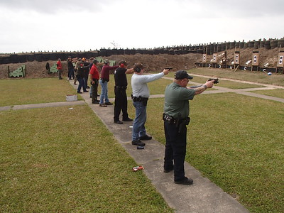 BCSO RO Firearms Training