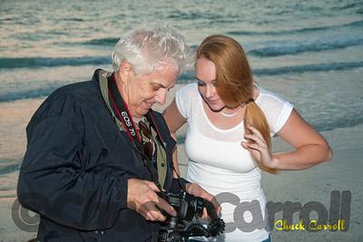 Photo Experience Beach Shoot with James Johnson - Siesta Key Beach - Sarasota Florida