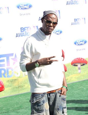 B.E.T. Awards 11' IV @ the Shrine Auditorium