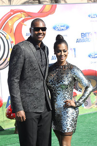 Carmelo & LaLa Anthony