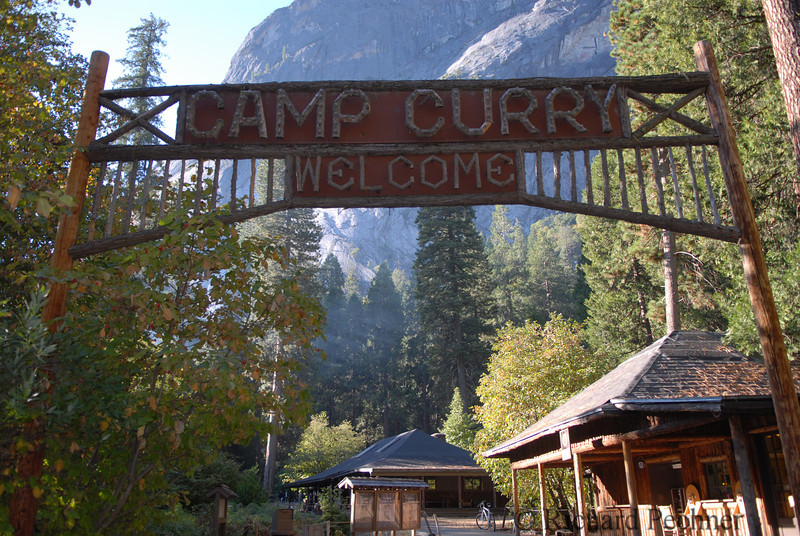 Camp Curry entrance