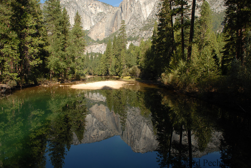 Reflections on the Merced River