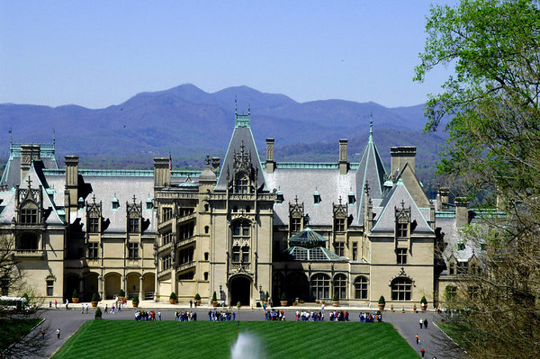BILTMORE HOUSE and ESTATE