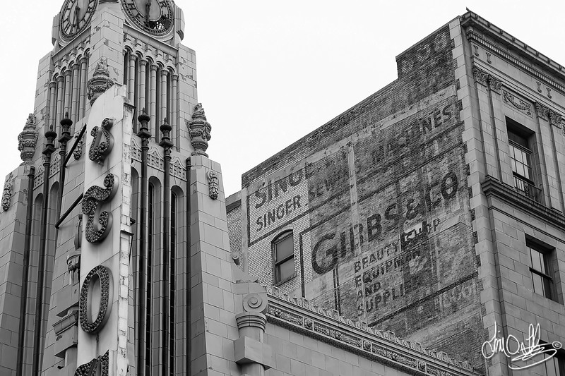 The Tower Theater in Los Angeles opened in 1927