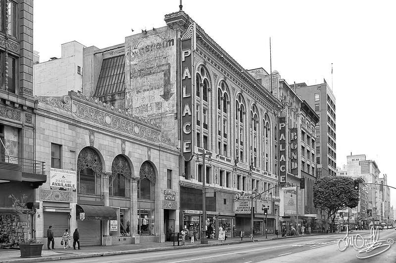 The Palace, Downtown Los Angeles