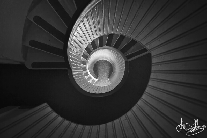 Down the Up Staircase