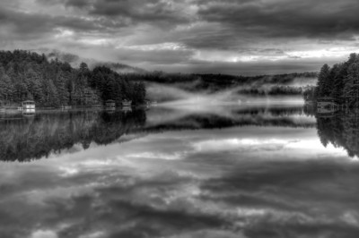 Lake Rabun, New Years 2011