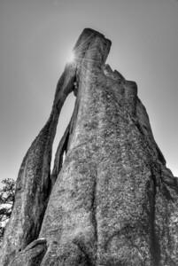 Needle's Eye, South Dakota