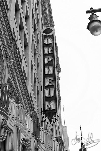 The Orpheum built (1926)