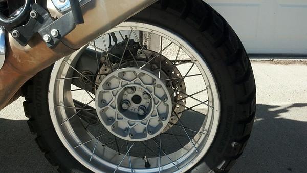 BMW 1100gs