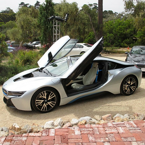 Exclusive BMW Experience at Pebble Beach During Concours d'Elegance 08/16/14