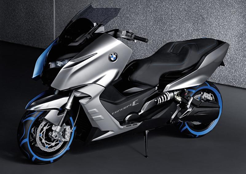 BMW Motorrad Concept C (11/2010)