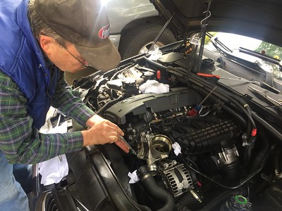 BMW Oil Fiter Gasket