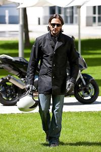 BMW Motorrad Rider's Equipment 2012, Urban jacket