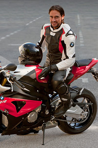 BMW Motorrad Rider's Equipment 2012, Sport 2 suit