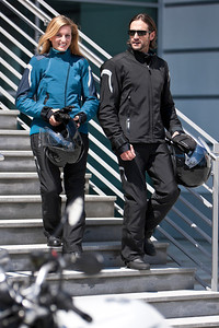 BMW Motorrad Rider's Equipment 2012, TourShell suit
