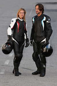BMW Motorrad Rider's Equipment 2012, Start suit