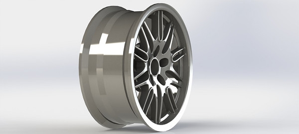 BMW e39 M5 Wheel (Style 65)