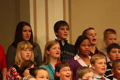 BRCS Christmas Program 2009