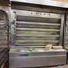 #2 Winkler Oven, also known as the Left Oven. This one had a fire in it in 2007 on the outside LH panel due to flour build up.