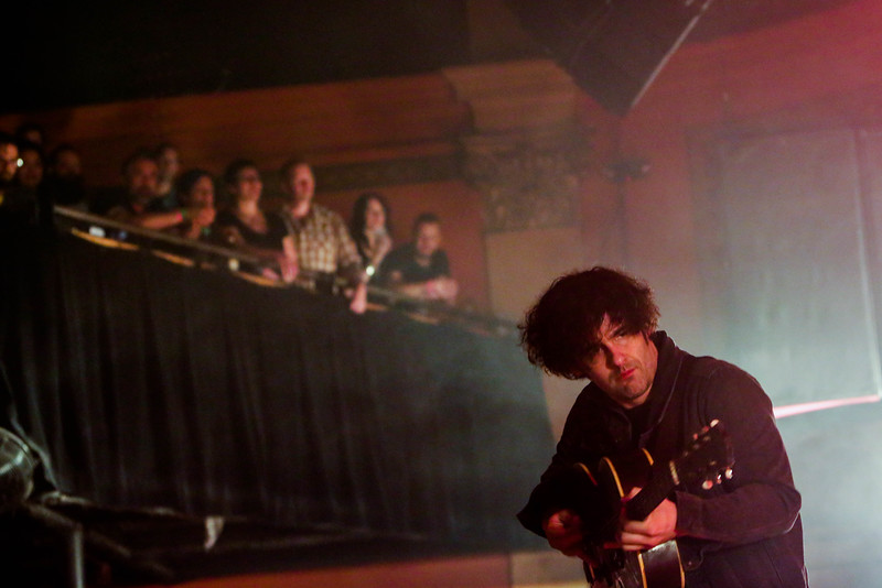 Black Rebel Motorcycle Club play The Ogden Theater on Oct. 17, 2016. Photos by Michael McGrath heyreverb.com.
