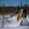 Action during  50th Anniversary LYNX / BRP CLUB 2018,  from March 19 to 21, 2017, at Rovaniemi, Finland - Photo Lina Arnautova / Autosportmedia.ru