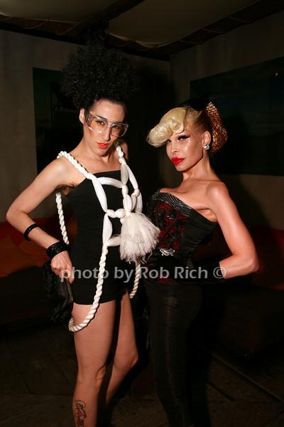 Lady Fag, Amanda LePore