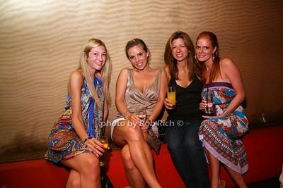 Jackie Levi, Amy Fetherstone, tammy Gowling, Kate Ferguson