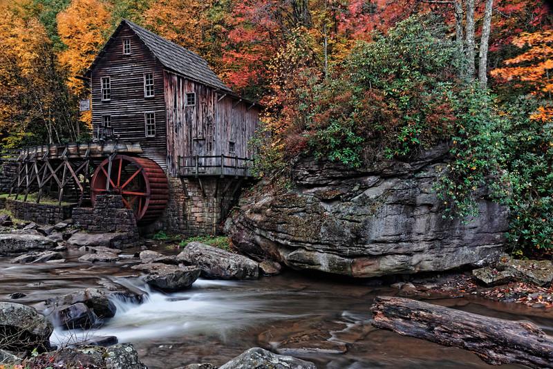 Glade Creek Mill 3