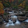 Stream above Glade Creek Mill