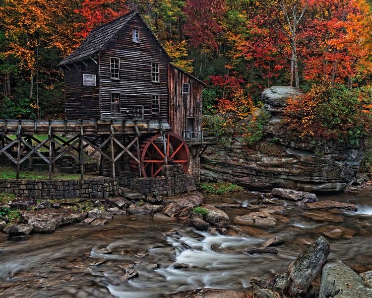 Glade Creek Mill 1