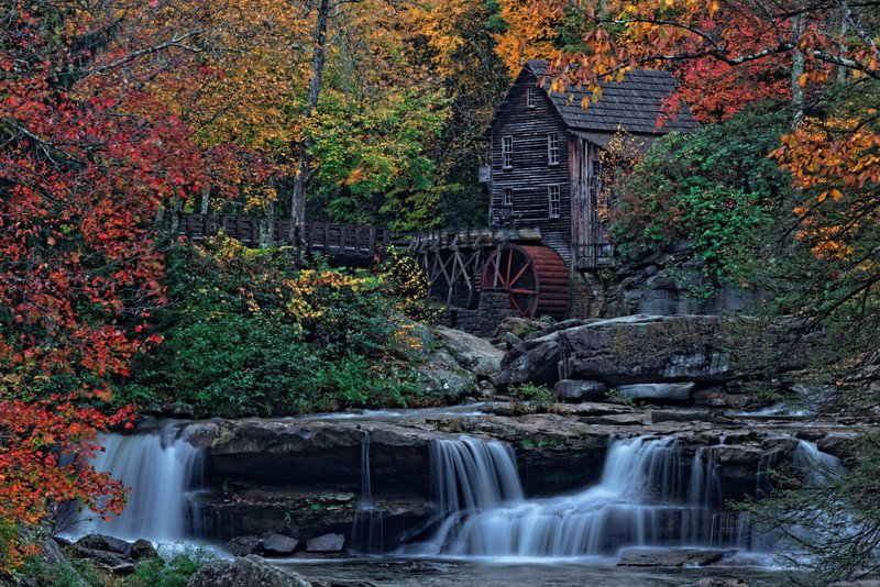 Glade Creek Mill 5