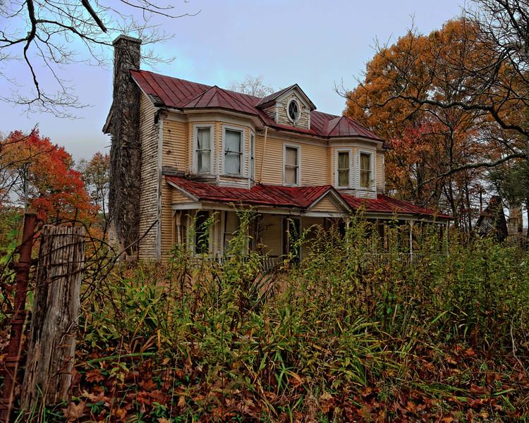 Old Home on Hwy 41 in WVA